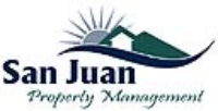 San Juan Property Management Logo
