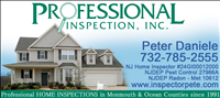 Professional Inspection, Inc.