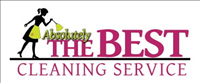 Absolutely The Best Cleaning Service Logo
