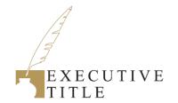 Executive Title Logo