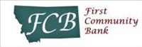 C. First Community Bank,  212 N Rodney Street, Helena MT