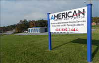 American Moving and Storage