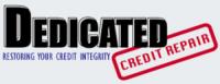 Credit Repair - Dedicated Credit Repair Logo