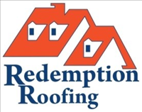 Call to have your roof inspected. Logo