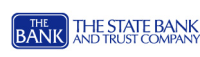 The State Bank and Trust Company ~ Dublin, Ohio Logo