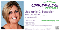 Stephanie D. Benedict - Union Home Mortgage