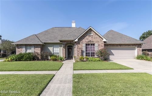 Photo of 314 Mill Pond Drive, Youngsville, LA 70592 (MLS # 21009251)