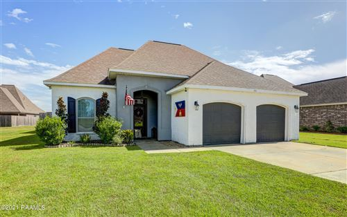 Photo of 201 Marston House Drive, Youngsville, LA 70592 (MLS # 21009293)