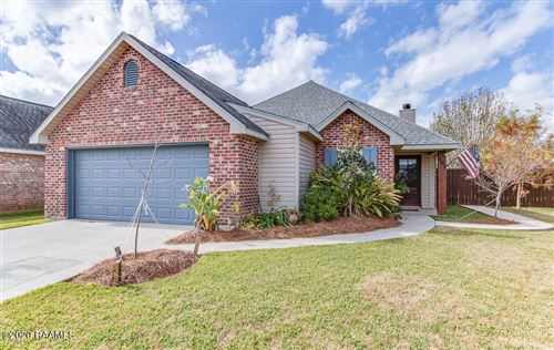 Photo of 103 Robin Dale Drive, Youngsville, LA 70592 (MLS # 20011315)