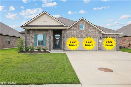Photo of 207 Holly Grove Lane, Youngsville, LA 70592 (MLS # 21009321)
