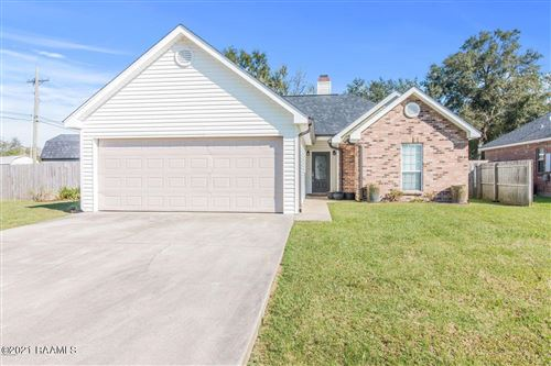 Photo of 101 Briar Green Drive, Youngsville, LA 70592 (MLS # 21008413)