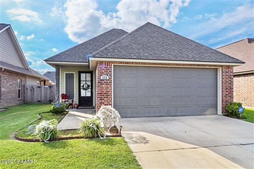 Photo of 113 Adler Place, Youngsville, LA 70592 (MLS # 21009600)