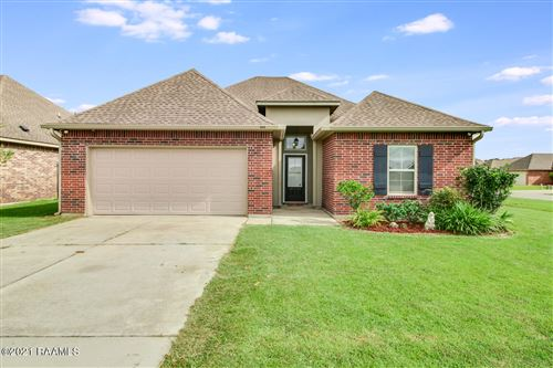 Photo of 100 Dusty Canyon Drive, Youngsville, LA 70592 (MLS # 21009602)