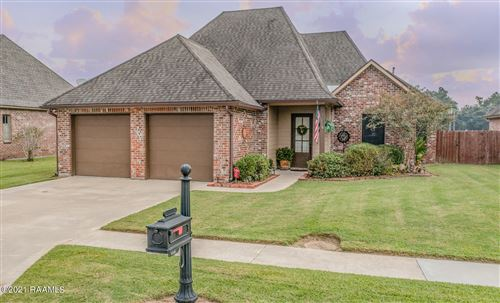 Photo of 301 Brookhaven Drive, Youngsville, LA 70592 (MLS # 21009676)