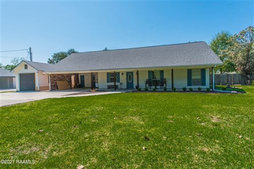 Photo of 218 S Larriviere Road, Youngsville, LA 70592 (MLS # 21002792)