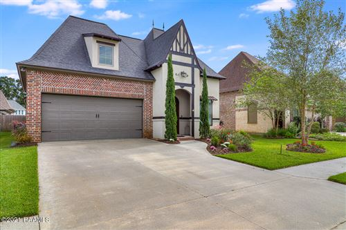 Photo of 121 Golden Cypress Drive, Youngsville, LA 70592 (MLS # 21008801)