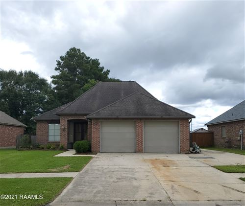 Photo of 305 Lahasky Drive, Youngsville, LA 70592 (MLS # 21008901)