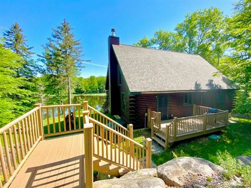 Photo of 1648 Goodnow Flow Rd, Newcomb, NY 12852 (MLS # 169162)