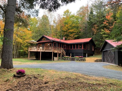 Photo of 5861 State Rt 30, Indian Lake, NY 12842 (MLS # 174823)