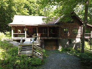 Photo of 45 Gull Pond Road, Piercefield, NY 12986 (MLS # 165858)