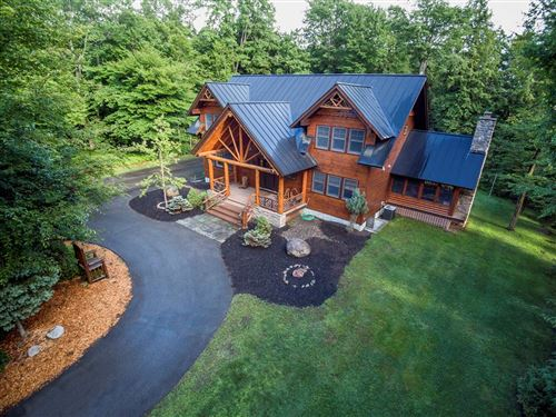 Photo of 198 Fletcher Road, Old Forge, NY 13420 (MLS # 169880)