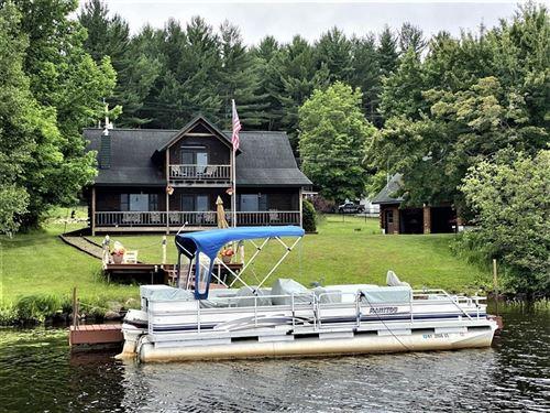 Photo of 23 Lake Simond Road, Tupper Lake, NY 12986 (MLS # 173959)