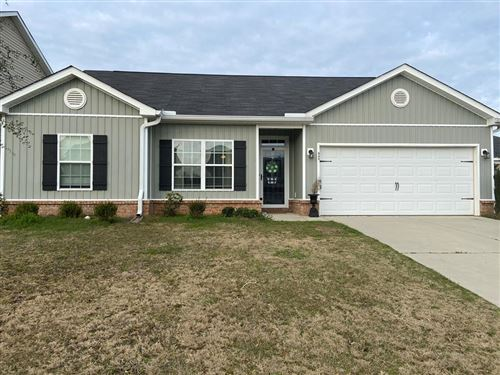 Photo of 645 Natures Trail Place, GRANITEVILLE, SC 29829 (MLS # 110555)