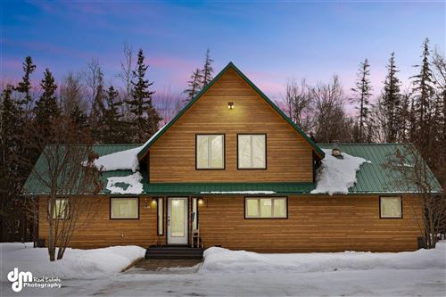 Photo of 1099 Caulkins Street, Palmer, AK 99645 (MLS # 21-4011)