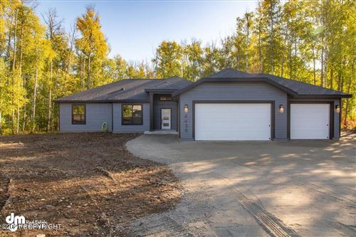 Photo of 4430 Overby Street, Wasilla, AK 99623 (MLS # 21-14041)