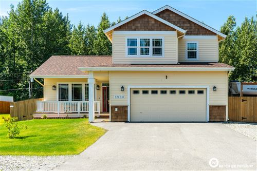Photo of 3500 Tranquility Loop, Anchorage, AK 99507 (MLS # 20-9046)