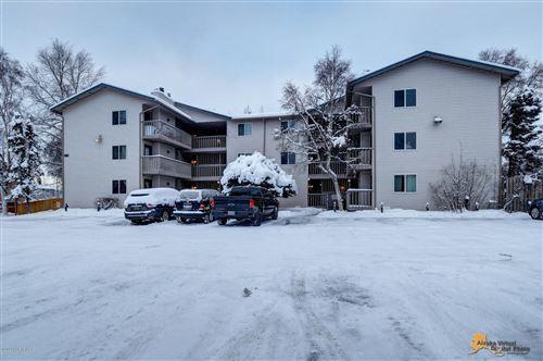 Photo of 8601 Molanary Drive #12, Anchorage, AK 99502 (MLS # 20-1062)
