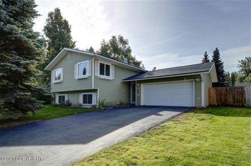 Photo of 7800 Lotus Drive, Anchorage, AK 99502 (MLS # 21-14066)