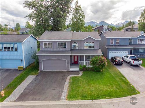 Photo of 8117 Sandy Circle, Anchorage, AK 99507 (MLS # 20-8067)