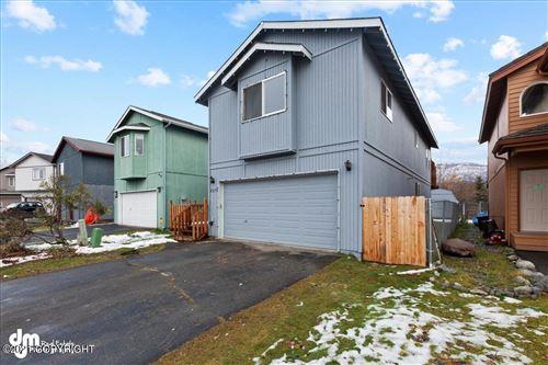 Photo of 8679 Brookridge Drive, Anchorage, AK 99504 (MLS # 21-16077)
