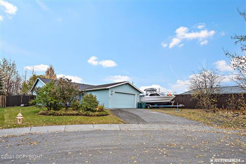 Photo of 5047 Anne Hathaway Circle, Anchorage, AK 99503 (MLS # 21-16084)