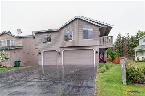 Photo of 2821 Snug Harbor Circle, Anchorage, AK 99507 (MLS # 20-8088)