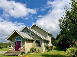 Photo of 4940 Tundra Rose Road, Homer, AK 99603 (MLS # 19-13100)