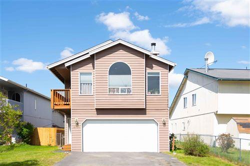 Photo of 8750 Brookridge Drive, Anchorage, AK 99504 (MLS # 20-8107)
