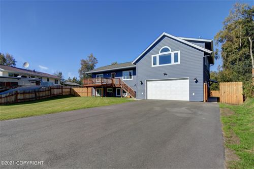 Photo of 2405 Clements Drive, Anchorage, AK 99516 (MLS # 21-5143)