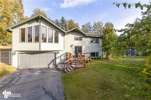 Photo of 10025 Main Tree Drive, Anchorage, AK 99507 (MLS # 19-17150)