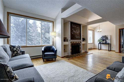 Photo of 411 Sweetgale Court #411, Anchorage, AK 99518 (MLS # 20-15170)