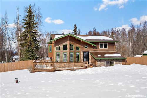 Photo of 22319 Woodcliff Court, Chugiak, AK 99567 (MLS # 21-5177)