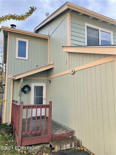 Photo of 9121 Ticia Circle, Anchorage, AK 99502 (MLS # 21-16187)