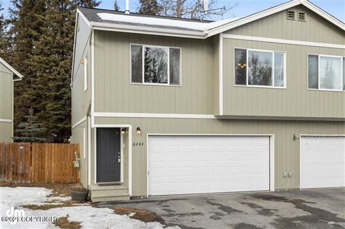 Photo of 6484 Fairweather Drive #65, Anchorage, AK 99518 (MLS # 21-5191)