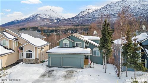 Photo of 20638 Driftwood Bay Drive, Eagle River, AK 99577 (MLS # 21-5201)