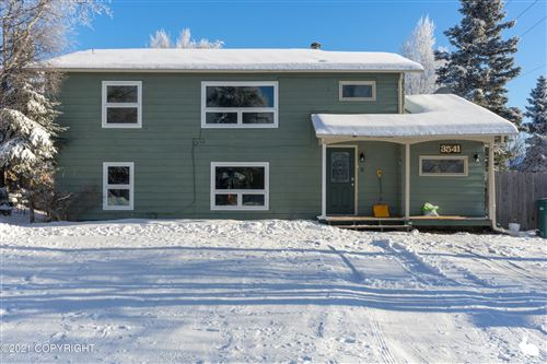 Photo of 3541 Scarlet Place, Anchorage, AK 99517 (MLS # 21-5208)