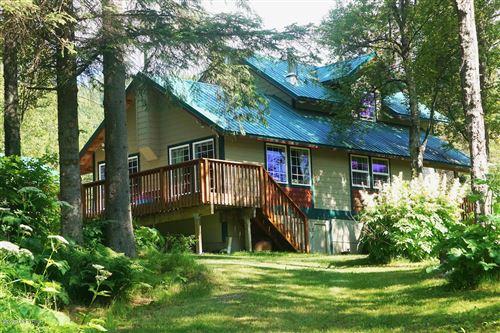 Photo of 60363 Bear Creek Drive, Homer, AK 99603 (MLS # 20-10216)