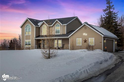 Photo of 2884 W Discovery Loop, Wasilla, AK 99654 (MLS # 21-5223)