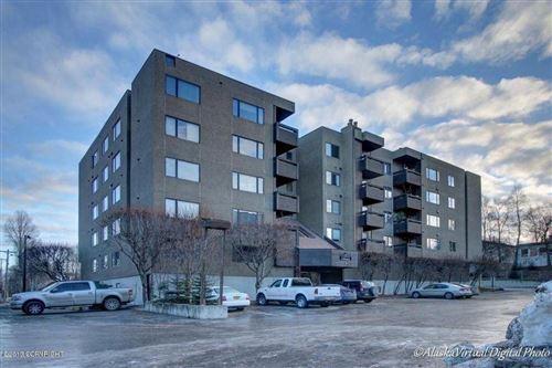 Photo of 1170 Denali Street #136, Anchorage, AK 99501 (MLS # 21-5261)