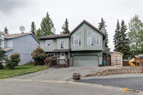 Photo of 4021 Justin Circle, Anchorage, AK 99507 (MLS # 20-10280)
